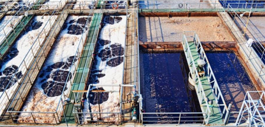 中外合资先尼科化工(上海)有限公司废水改造项目